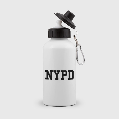 Бутылка спортивная NYPD