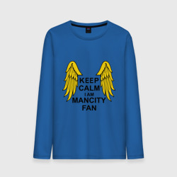 keep calm I am Manchester City fan