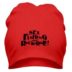 Sex fishing & rock'n'roll
