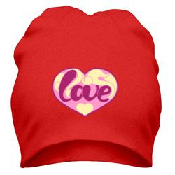 надпись love