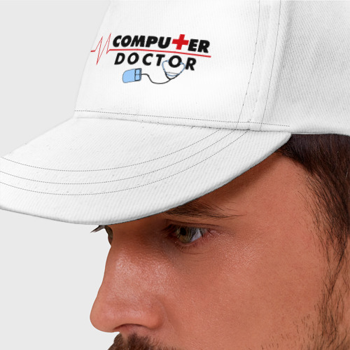 Бейсболка computer doctor
