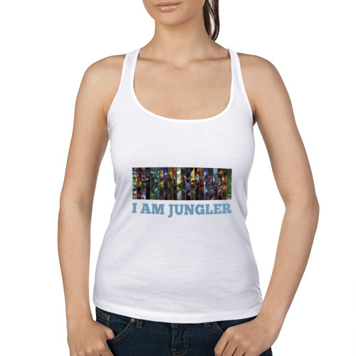 I am jungler