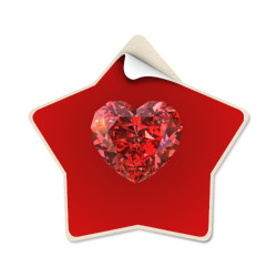 Сердце алмазное