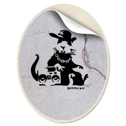Gangsta rat (Banksy) - интернет магазин Futbolkaa.ru