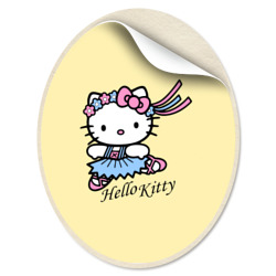 Kitty в пуантах - интернет магазин Futbolkaa.ru
