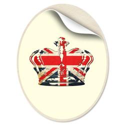 Корона, флаг Британии