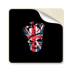 Череп, флаг Британии