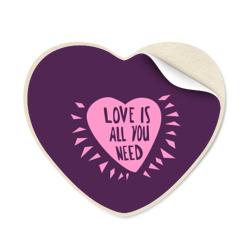 Love is all you need - интернет магазин Futbolkaa.ru