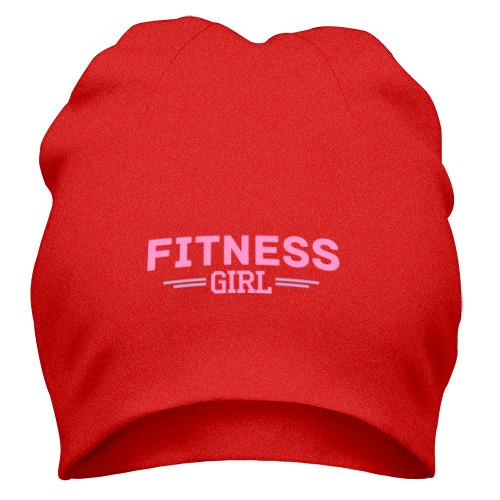 Шапка  Фото 01, Fitness girl