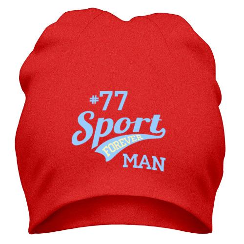 Sport man
