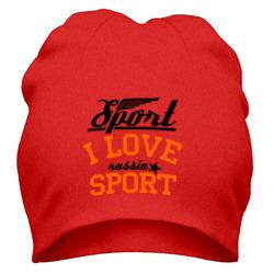 I love sport - интернет магазин Futbolkaa.ru