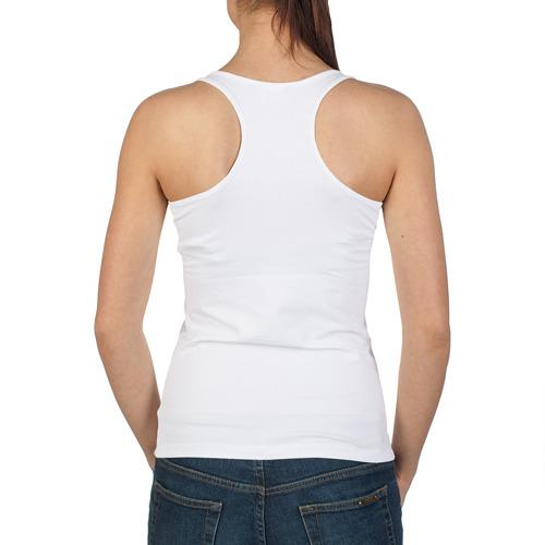 Женская майка борцовка  Фото 02, Obey workout
