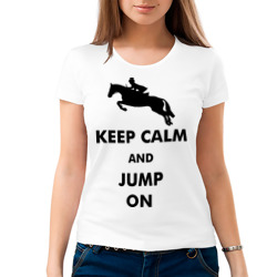 Keep Calm - конный спорт - лошади