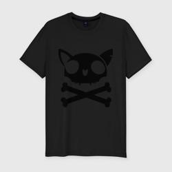 кошачий пиратскй флаг