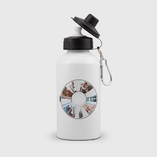 Бутылка спортивная  Фото 01, Компакт-диск (череда фестевалей)