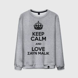 Keep calm and love Zayn Malik