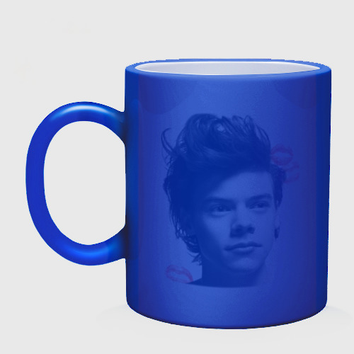 Кружка хамелеон Harry Styles