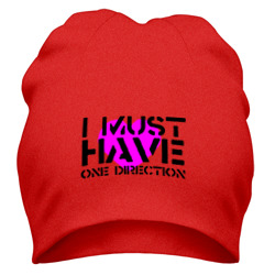I must have One Direction