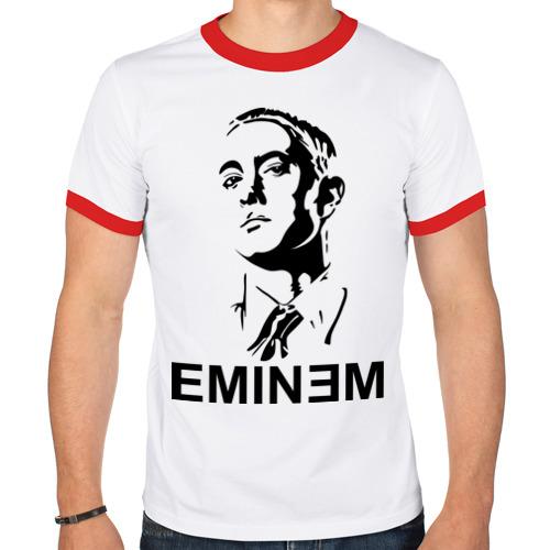 Мужская футболка рингер  Фото 01, Эминем