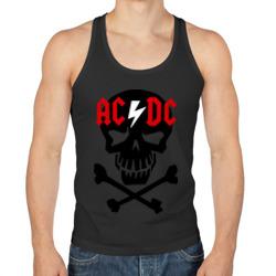 ACDC skull