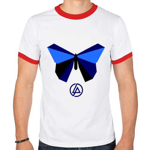 Мужская футболка рингер  Фото 01, Linkin Park