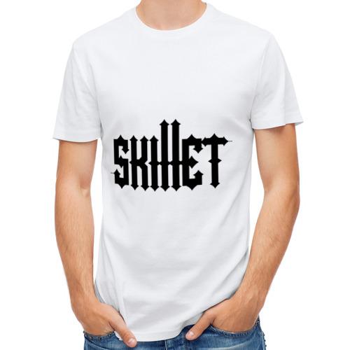 Мужская футболка полусинтетическая  Фото 01, Skillet