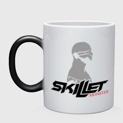 Skillet monster - интернет магазин Futbolkaa.ru