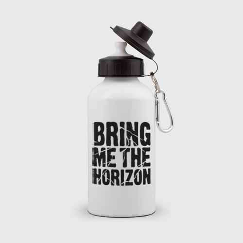 Бутылка спортивная Bring me the horizon Фото 01
