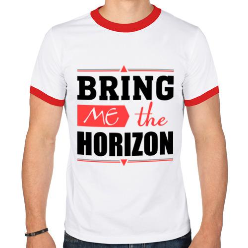 Мужская футболка рингер  Фото 01, Bring me the horizon