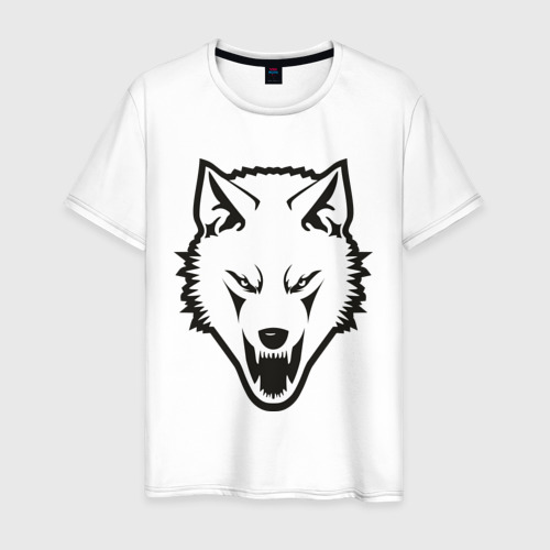 Мужская футболка хлопок Сопротивление (white)