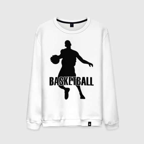 Мужской свитшот хлопок  Фото 01, Баскетбол (Basketball) .