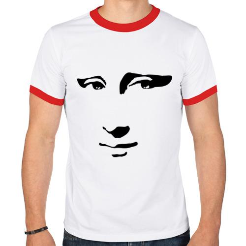 Мужская футболка рингер  Фото 01, Джаконда