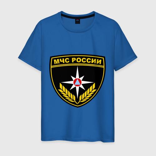 Мужская футболка хлопок  Фото 01, МЧС России