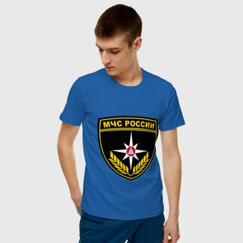 Мужская футболка хлопок  Фото 03, МЧС России
