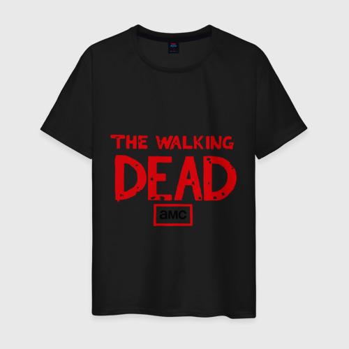 Мужская футболка хлопок The walking dead Фото 01
