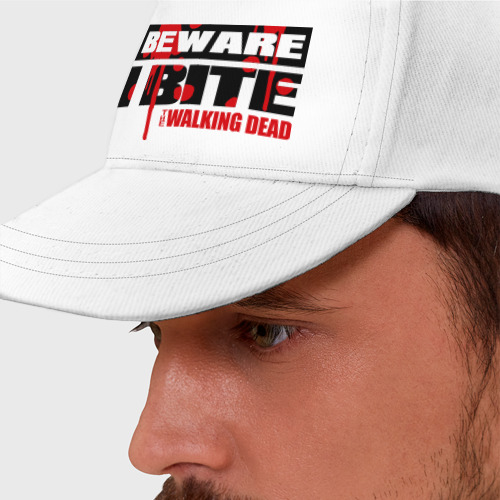Бейсболка Beware i bite