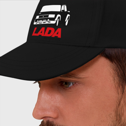 Бейсболка Lada autosport