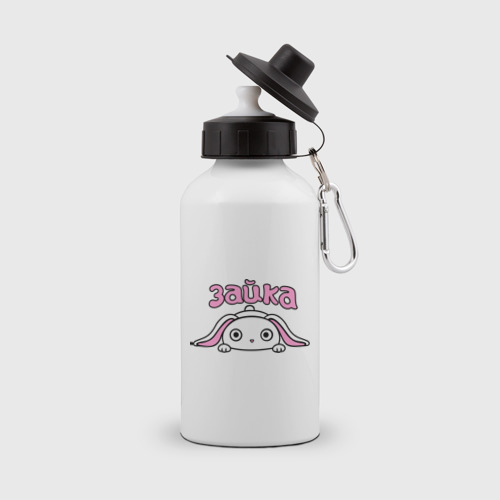 Бутылка спортивная Зайка