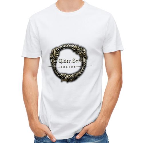 Мужская футболка полусинтетическая  Фото 01, The Elder Scrolls Online