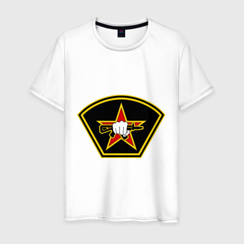 Мужская футболка хлопок Боевая единица