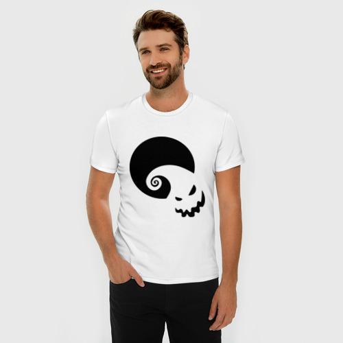 Мужская футболка премиум  Фото 03, Страж Хэллоуина.