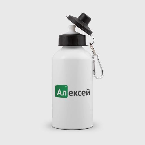 Бутылка спортивная Алексей