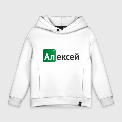 Детское худи Oversize хлопок Алексей Фото 01
