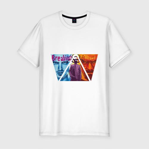 Мужская футболка премиум  Фото 01, Breaking Bad
