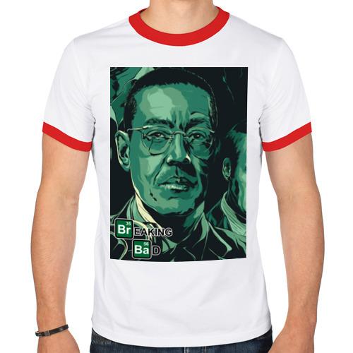 Мужская футболка рингер  Фото 01, Breaking Bad