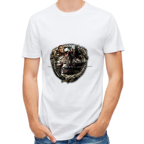 Мужская футболка полусинтетическая  Фото 01, The Elder Scrolls Online (2)