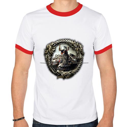 Мужская футболка рингер  Фото 01, The Elder Scrolls Online (1)