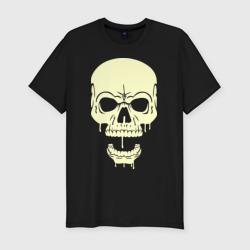 Злобный череп (светится в темноте)