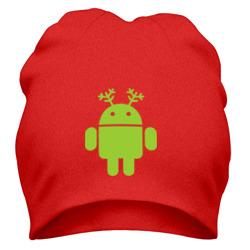 Новогодний андроид