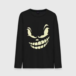 Angry smile